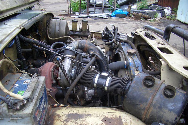 Установка турбокомпрессора на УАЗ (402 двигатель) | Блог по ...